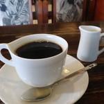 カフェ ド クルーセ - コーヒー