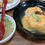 餃子の王将 - 極王天津飯