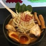 麺や笑 - 料理写真:味噌 特製ラーメン