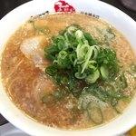 Masutaniramen - らーめん並 780円 麺かため 脂少なめ 辛み少なめ
