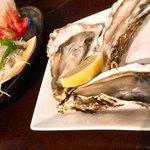 北海道原始焼き酒場 ルンゴカーニバル - 生牡蠣