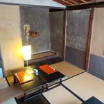 吉祥庵 - 茶室の座敷