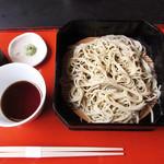 吉祥庵 - 料理写真:手打ち蕎麦せいろ 900円
