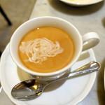 ノア カフェ - ブレンドコーヒーワッフルモーニング496円