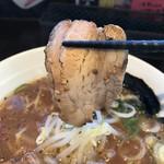 山神山人 - トロトロチャーシューが美味しいですよ!(2017.12.30)
