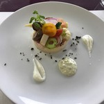 レストラン カズマルヤマ - 料理写真: