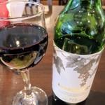 グリル 小宝 - 赤ワインハーフボトル