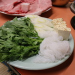 Yonekyuuhonten - お野菜