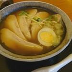 78720834 - とりチャーシュー麺