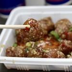 味仙 - 酢豚リフト
