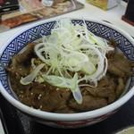 吉野家 - 牛カルビ丼