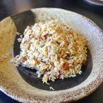 五味八珍 - ご飯メニューは「五目チャーハン」をセレクト。