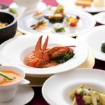 中国料理 桃源 - 料理写真:【2018年1~3月】春霞宴席(はるがすみえんせき)