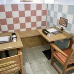 スープカレー スアゲ2 - テーブル席