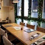 スープカレー スアゲ2 - 温もりのあるオシャレな空間