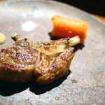 TACUBO - オーストラリア産仔羊肉の薪焼き