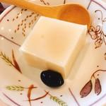 78724639 - 豆乳のデザート♪