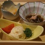 長濱 - ランチの前菜