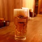横浜五番街 いち五郎 - 生ビール(一番搾り)