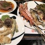 鳴子ホテル - 料理写真:【2017.12.18】絶品料理の数々♫