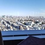 オークラレストラン スカイキャロット - 席からの眺め