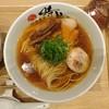 中華蕎麦 時雨 - 料理写真:2017年12月 中華蕎麦 780円