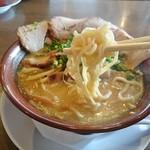 和ト - 太麺(みそ)