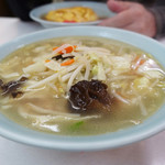 平和園 - 湯麺