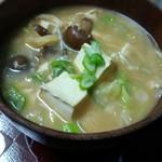 ヤマザワ - 料理写真:納豆汁