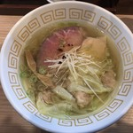 78732051 - 海老ワンタン塩らぁ麺