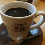 78732741 - でかくて満足感のコーヒー