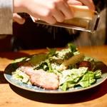 TABLE O TROIS - かけすぎシーザーサラダ