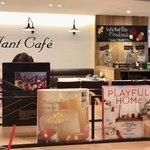 喫茶&軽食 ブリヤン カフェ - ウォーターバーやお洒落な本がある店内