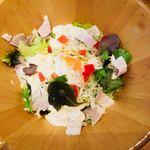 島ごはん - 宴会料理 サラダ