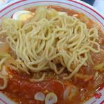 78737104 - 蒙古タンメン・麺は硬め