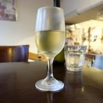MARUMOREOCAFEDINING - 一口ハウスワイン(300円)