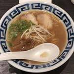 ふくたろう - 料理写真:ふくたろう 広島中華そば 756円(税込)