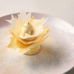 六本木テラス フィリップ・ミル - 料理写真:Feuille à feuille d'hiver スペシャリテ 六本木テラスに訪れる冬