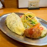 レストラン 自由軒 - オムライス