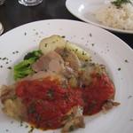 Trattoria&Pizzeria LOGIC - ライスセット