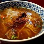 中国蘭州牛肉拉麺 王記 -