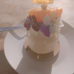 BUSH - キャラメルチーズケーキ 400円