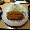 とんかついなば和幸 - 料理写真:ネギ塩ロースかつ定食