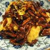 香宮 - 料理写真:国産鶏の唐辛子炒め