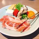 78745926 - お肉とお野菜とか!!!(*´꒳`*)