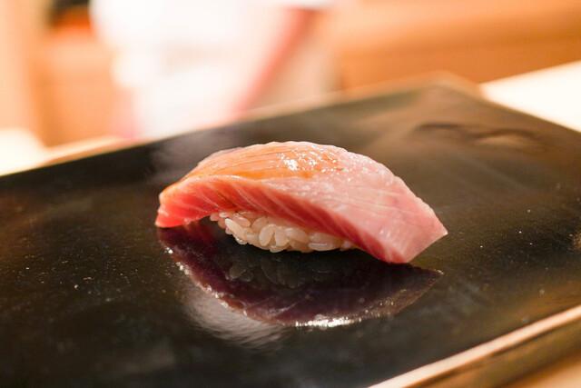 日本橋蛎殻町 すぎた - かつおはらす