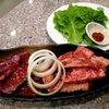 炭火焼肉 樹苑 - 料理写真:仙台牛カルビとロースの3人前盛り合わせ!