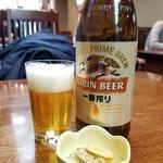 78747049 - ビール・中瓶(650円)