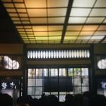 神田まつや - 店内