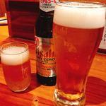 一品料理 ひとしな - 生ビール&ノンアルコールビール